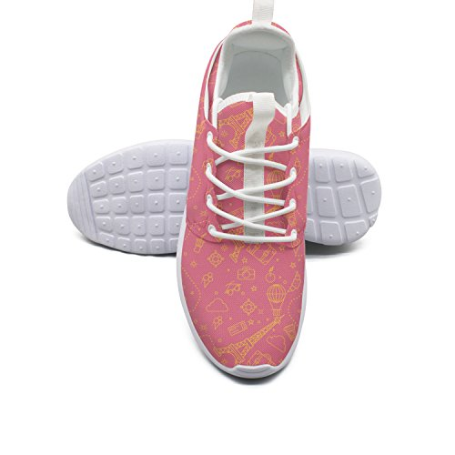 How Tall is The Eiffel Tower Womens Brooks Running Shoes Size 8 Size