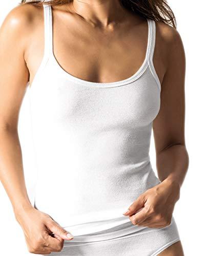 Esge 4er PackTrägerhemd (38) Bio Baumwolle KBA