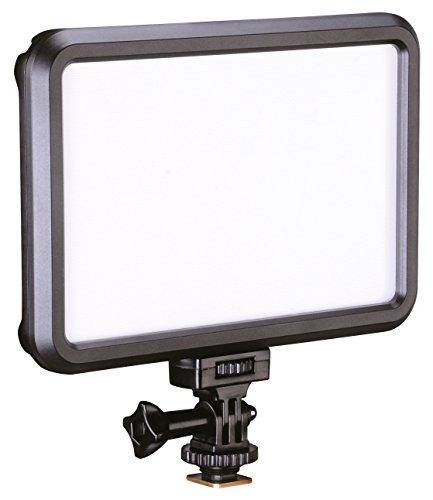 Fotima Ultra Light - Antorcha LED + batería F-750, Color Negro