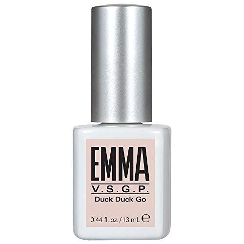 EMMA Beauty Gel Polish, Long Lasting Nail Color, 12+ Free Formula, 100% Vegan & Cruelty-Free, Duck Duck Go, 0.44 fl. oz.
