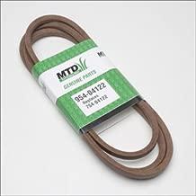 MTD Genuine Part 954-04122 Genuine Parts Riding Mower PTO Belt OEM part for Troy-Bilt Cub-Cadet Craftsman Bolens Remington Ryobi Yardman Yard-Machine