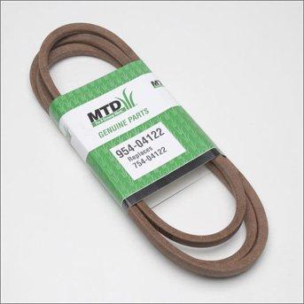 MTD Genuine Part 954-04122 parti originali Trattorino PTO Cintura OEM per Troy-Bilt Cub-Cadet Artigiano Bolens Remington Ryobi Yardman Yardman Yard-Machine