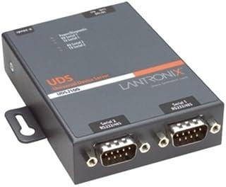 Lantronix Device Server UDS 2100 - Device server - 2 ports - 10Mb LAN, 100Mb LAN, RS-232