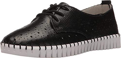 Bernie MEV TW36 Shoes Black 37 Euro (Women US 6.5-