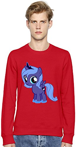 Luna Filly my little pony Unisex Sweatshirt Small