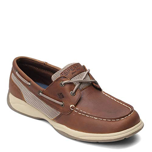Sperry Women's, Intrepid Lace-Up Boat Shoe Taffy 9 M