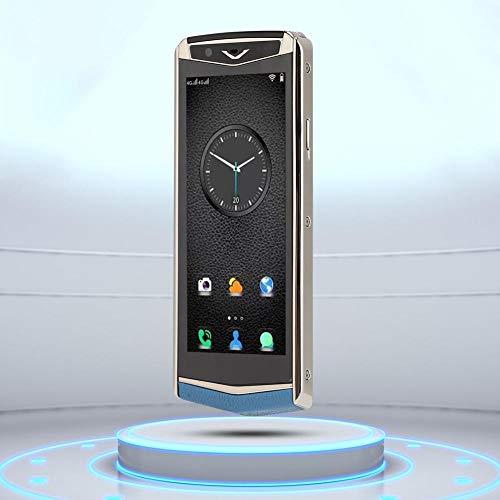 Teléfonos celulares desbloqueados 4G TD-LTE Pantalla táctil HD de 480 x 800 de 3.5 Pulgadas Android 8.1 2300mAh Smartphone Resistente 16GB ROM/256GB Teléfono Dual SIM Cámara 13MP + 8MP Teléfono(EU)