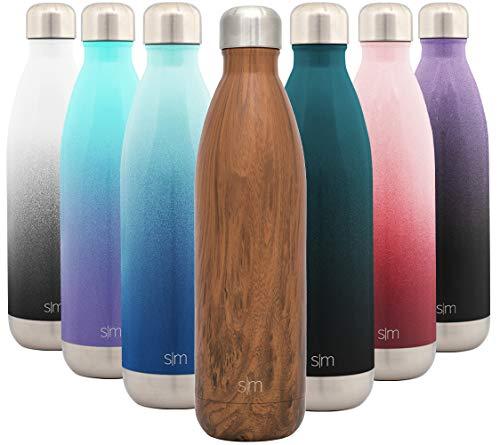 Simple Modern Wave 750ml Termo Botella de Agua Acero