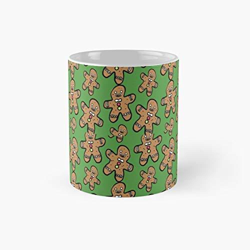 Gingerbread Man Classic Mug Best Gift...