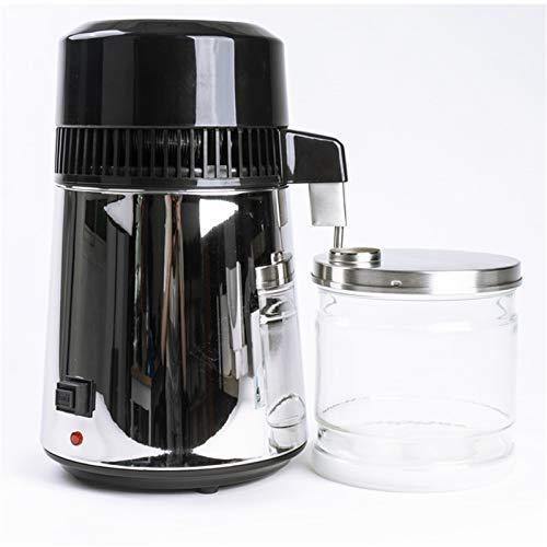 Destillierwasser-Destillierapparat 4L Home Destillierte Weinherstellungsmaschine 1Gal Distiller Water Distilling Equipment