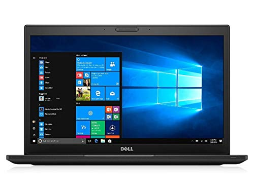 Dell Latitude 7480 Business UltraBook - 14' Touchscreen Display | Intel Core i5-7300U 2.6 GHz | 256GB SSD | 8GB DDR4 | Webcam | Bluetooth | Windows 10 Professional (Renewed)