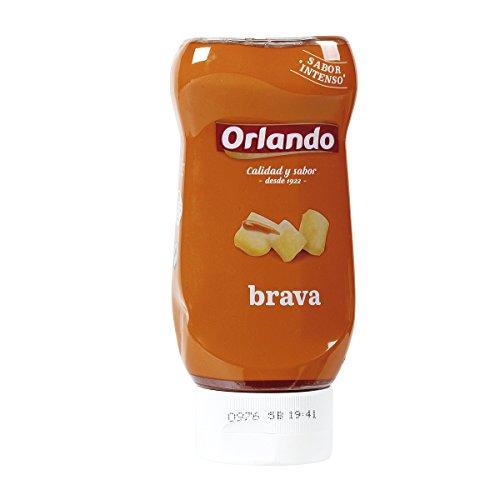 Orlando, Salsa Brava Soße, In Flasche, 250 g