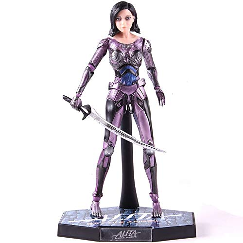 From HandMade Neue Alita: Battle Angel-Figur Alita-Figur Action-Figur im Maßstab 1/6