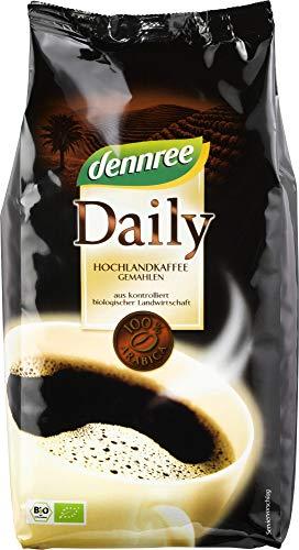 dennree Bio Daily-Kaffee (6 x 500 gr)