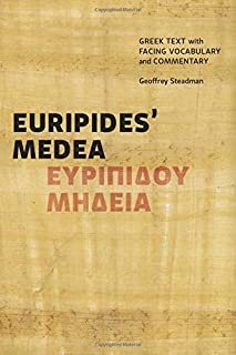 Euripides' Medea: Greek Text with Facing Vocabulary and Commentary