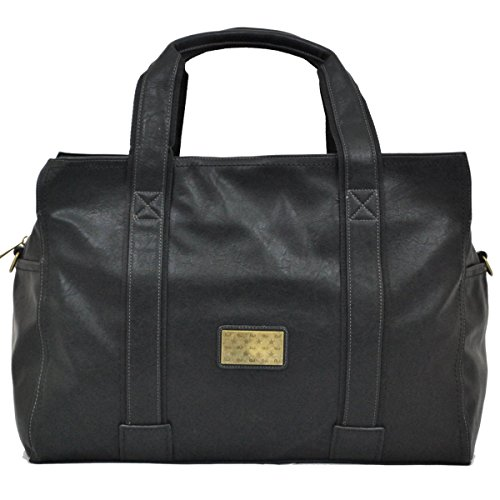 Sac week-end DAVID JONES - noir