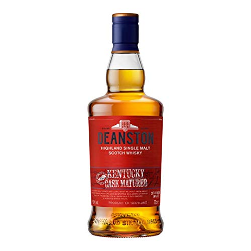 DEANSTON KENTUCKY OAK - Highland Single Malt Scotch Whisky 1x0,7L 40% vol