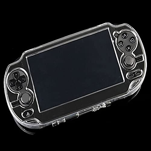 Full Body Transparent Clear Hard Case Protective Cover Shell Skin for PS Vita PSV 1000 Crystal