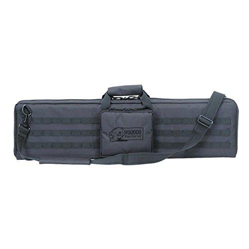 "VooDoo Tactical 15-0170001000 Single Weapons Case, Black, 37"""