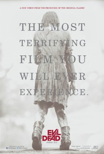 EVIL DEAD Movie Poster - Flyer 11 x 17 - 2013