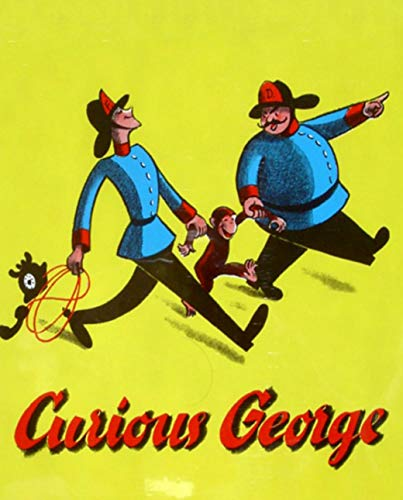 Curious George: children's books ages 1-3 (English Edition)