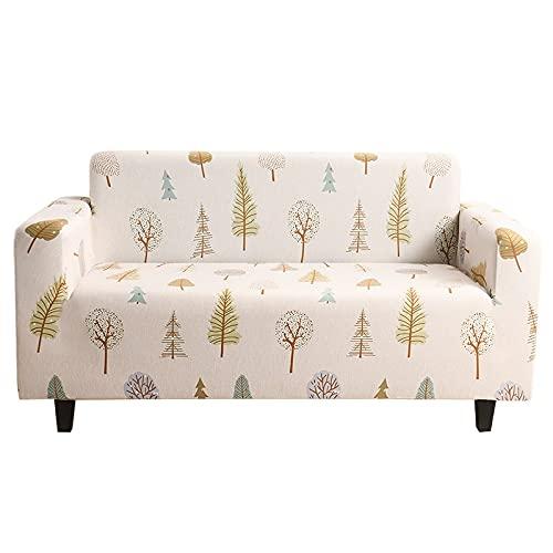 WXQY Estirar la Funda del sofá de la Sala de Estar, Funda de sofá de Esquina en Forma de L, Funda de sofá Todo Incluido Antideslizante Funda de sofá A8 4 plazas