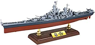 1:700 Scale USS Missouri Battleship