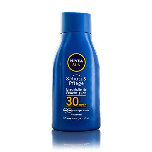5Pack Nivea Sun Pflegende Reise-Sonnenmilch LSF 30 5x 30ml