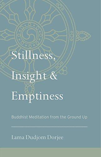 Stillness, Insight, And Emptiness: Buddhist Meditation from the Ground Up