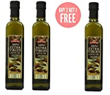 Carlini Extra Virgin Oilve Oil, 16.9-oz bottle (2 pack)