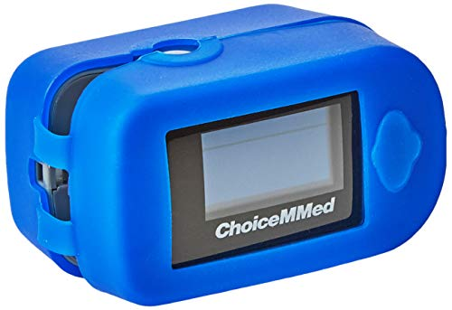 ChoiceMMed MD300C2 - Oxímetro de pulso de dedo ⭐