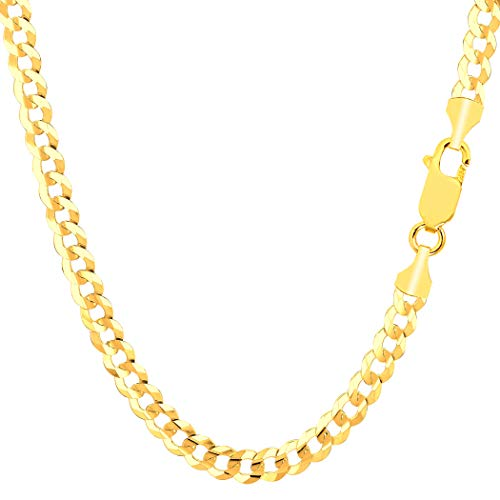 Jewelry Affairs - Gold 14 Karat (585) Gelbgold Kein Stein