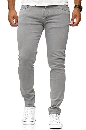 Redbridge Jeans Uomo Slim Fit Pantaloni Cotone Vasta Gamma di Colori