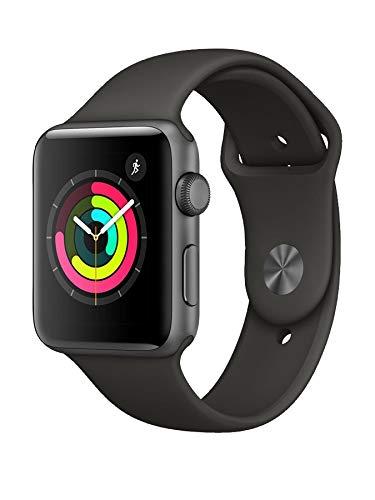 Apple Watch Series 3 42mm (GPS) Grigio (Ricondizionato)