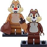 LEGO 71024 Disney Série 2 Figurines : Puce #7 et Chap (Dale) #8