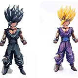 Dibujos Animados De Anime Dragon Ball Z Son Gohan Manga Color PVC Figuras De Acción Juguete Dragon B...