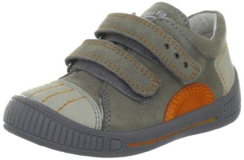 Superfit Cooly 800044, Unisex - Kinder Lauflernschuhe, Grau (stone kombi 06), EU 19