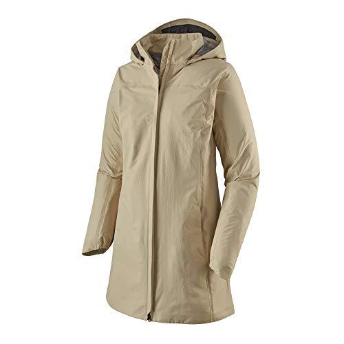Patagonia W's Torrentshell 3l City Coat Regenjacke, Damen M Bims
