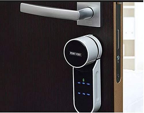 Cerradura motorizada ENTR, controla la puerta de entrada a través de su smartphone.