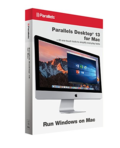 Parallels Desktop 13  for Mac