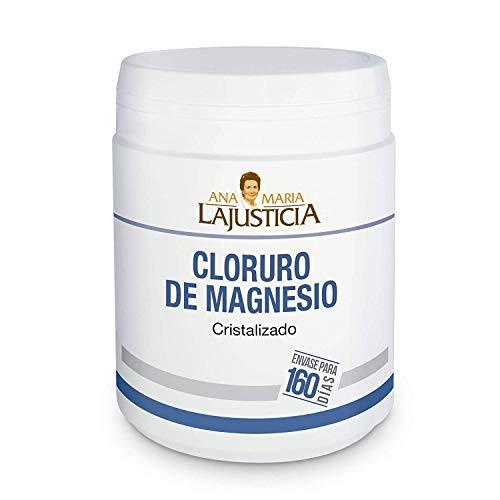 Ana Maria Lajusticia - Cloruro de magnesio, envase para 160 días de tratamiento, 400 gr