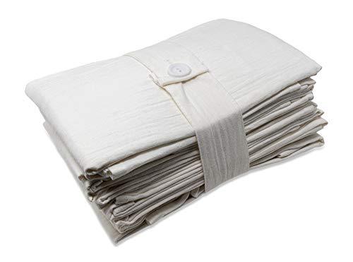 Flour Sack Dish Towels (12 Pack)