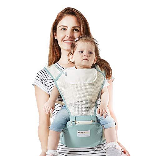 신생아를 위한 아기 캐리어 호흡 가능한 인체공학적 어린이 캐리어 35LBS | 16KG 부드럽고 편안한 유아용 1