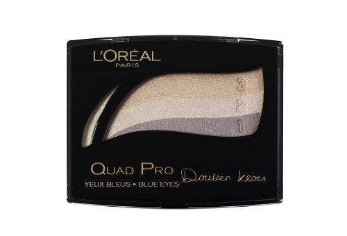 L'Oréal Paris Color Appeal Quad Pro - Oogschaduw- Palet- 303 Doutzen