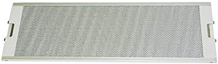 Filtro de grasa cuadrado metal 515x170mm campana extractora Miele 4126172: Amazon.es: Grandes electrodomésticos