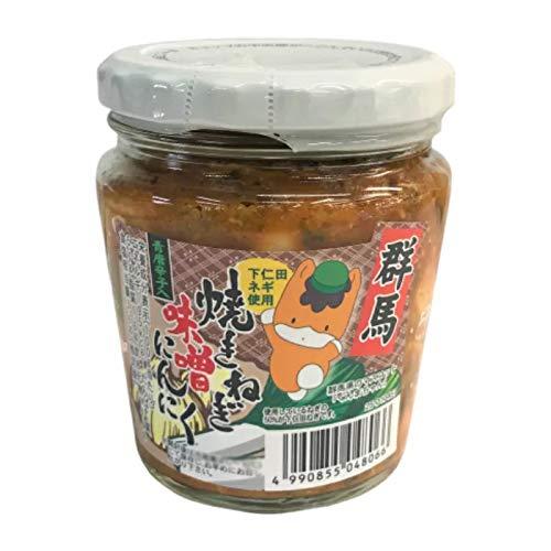 馬場音一商店『下仁田ねぎ使用 青唐辛子焼きねぎ味噌にんにく』