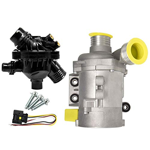 Electric Engine Water Pump and Thermostat 11517586925 For BMW 325i 325xi 328i 328xi 330i 330xi 525i 525xi 528i 528xi 530i 530xi x3 x5 z4