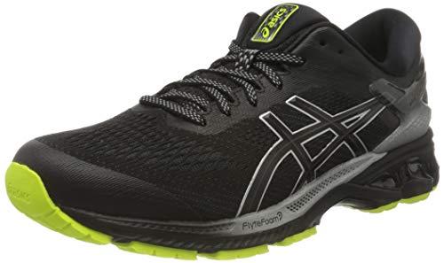 Asics Gel-Kayano 26 Lite-Show, Running Shoe Mens, Black/Black, 47 EU