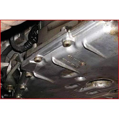 KS Tools 917.3866 Ölwannen-Stecknuss für RIBE–Schrauben, SW8