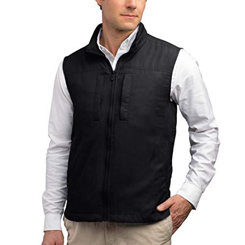 SCOTTeVEST - Featherweight Travel Utility Vest for Men | 16 Pockets